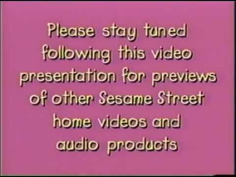 Sesame Street Kids Favorite Songs Part 1