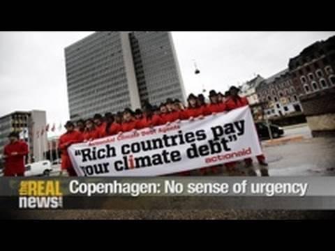 Copenhagen: No sense of urgency