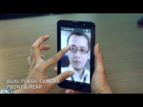 Unboxing tablet Android Advan murah cuma 200 ribu.