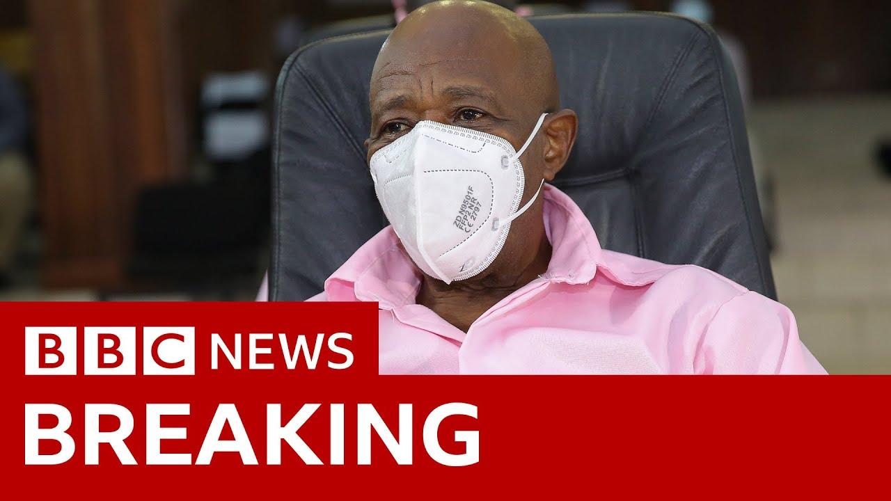 Download Hotel Rwanda hero Paul Rusesabagina convicted on terror charges - BBC News