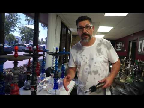 Starbuzz American Made Hookah Offer, Full Package