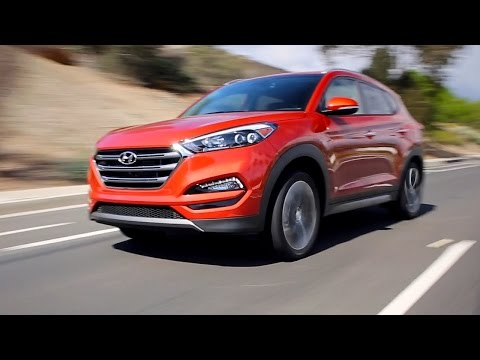 2017 Hyundai Tucson - Review and Road Test