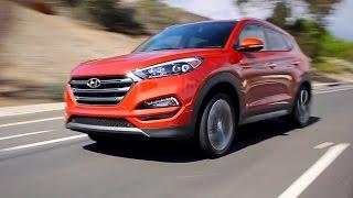 2017 Hyundai Tucson - Review and Road Test