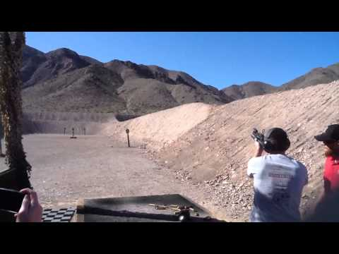 Chris Grenade launcher