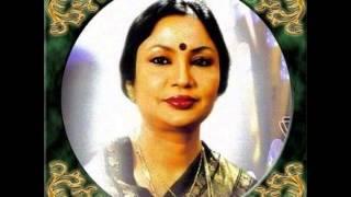 [RARE] Firdausi Rahman- Raag Yaman- Bangladeshi Classical Singer- Kabul 1977