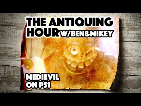 MediEvil (1998) - The Antiquing Hour w/ Ben & Mikey