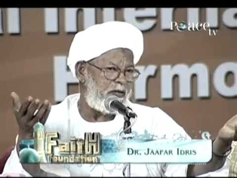 Understanding The Message (Jafar Idris)