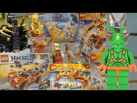 Lego Chima 2014 Summer Sets Thoughts Lego Summer 2014