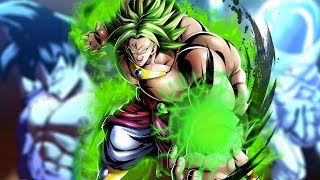 LEGENDS RISING BROLY?  SPARKING SUMMONS! Dragon Ball Legends