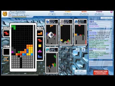 Tetris Friends Arena-6p