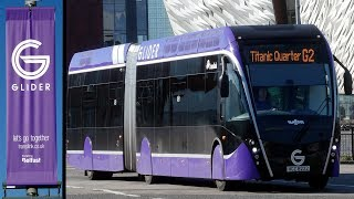 Belfast's New 'Glider' Buses