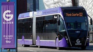 Belfast's New 'Glider' Buses