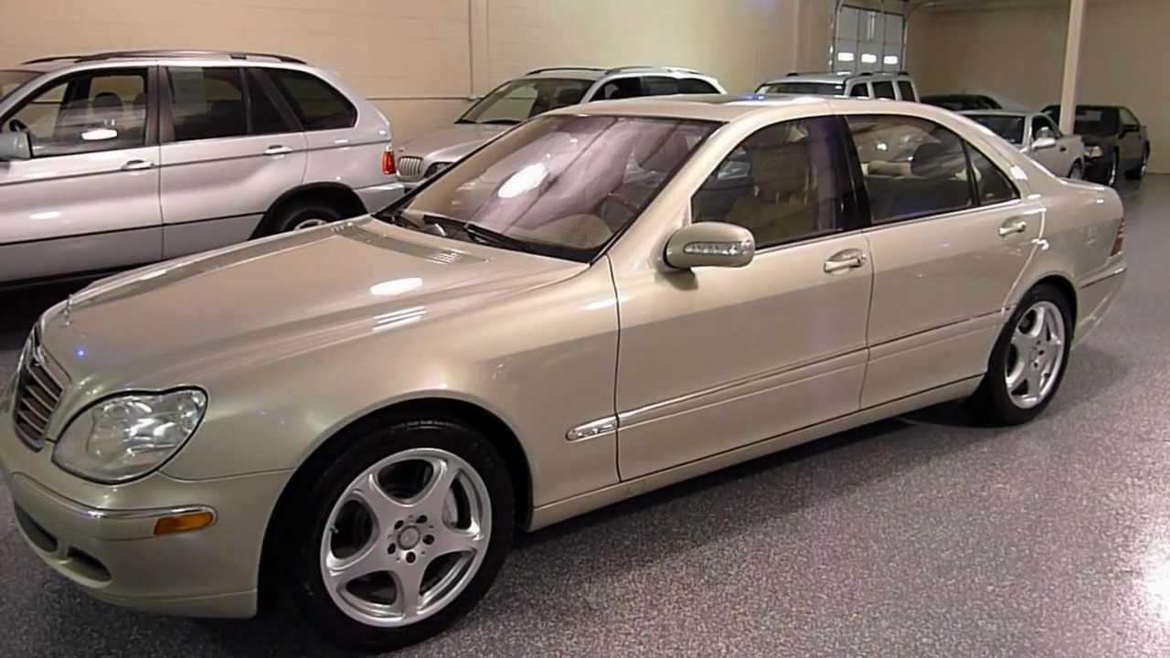 2004 mercedes benz s600 4dr sedan 5 5l sold 2151 youtube for 2004 mercedes benz s600