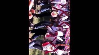 Danza las cueras sr santiago quechultenango gro 2016
