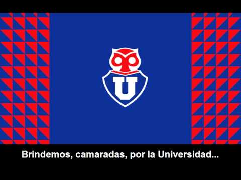 Himno de Club Universidad de Chile (Letra) - Hino do Universidad de Chile (letra)