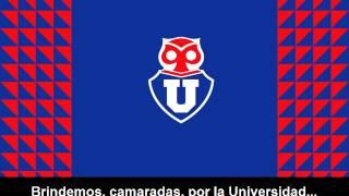 Himno de Club Universidad de Chile (Letra) - Hino do Universidad de Chile (letra)