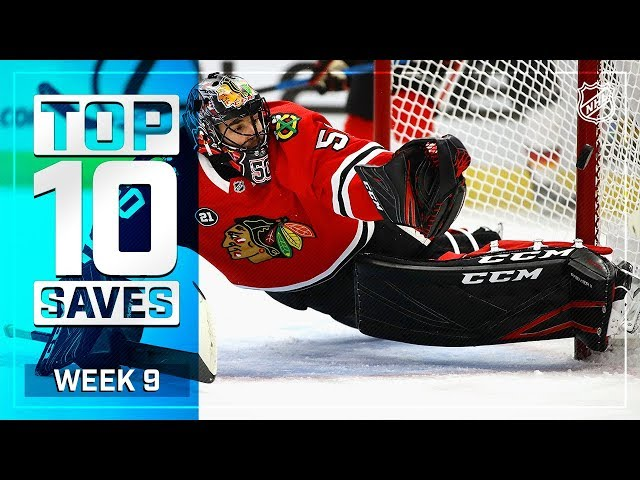 Top 10 Saves from Week 9