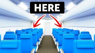 Choose This Place on a Plane to Get Better Service