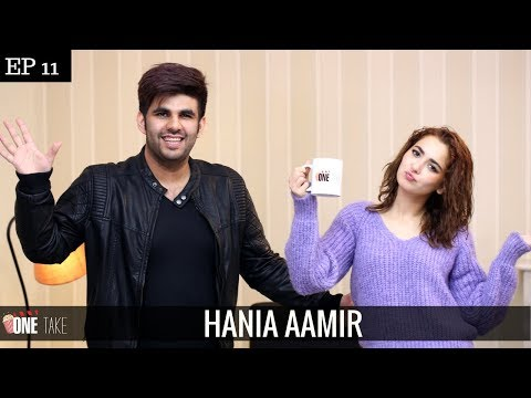 Hania Aamir Talks About Pairing Up With Bilal Abbas | Industry Politics | Episode 11 |  One Take