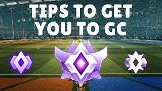5 Things You Can Do To Get To Grandchamp In Rocket League