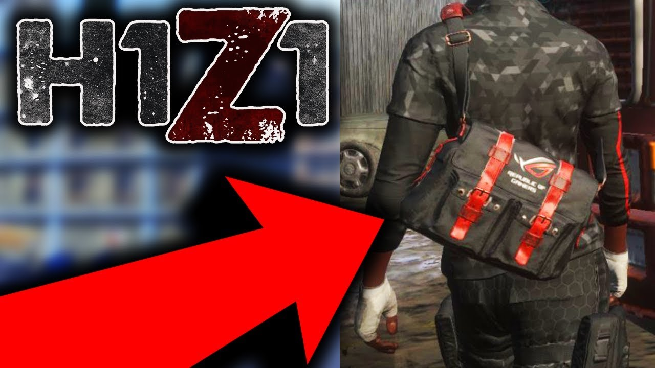 Backpack Skins H1Z1 new h1z1 skins this weekend! new rare dreamhack sweden skins