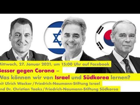 Besser Gegen Corona – Was Können Wir Von Israel Und Südkorea Lernen?