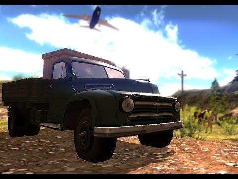 Offroad Truck Driver 3D - Водитель Грузовика: Бездорожье на Android