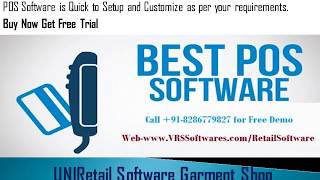 Retail software providers in india | easy fast and reliable"