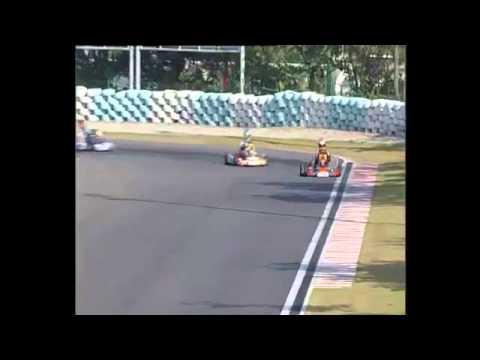 CIK FIA KF1 World Championship Race 2 - Macau - YouTube