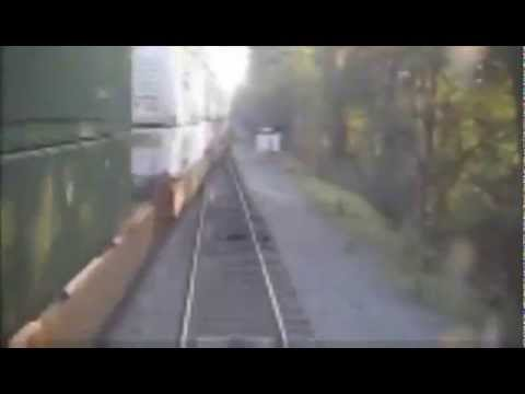 Thumbnail: Amtrak-20: Stop Signal Violation ( A Crew's WORST Nightmare! )