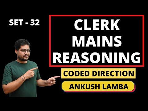 CODED DIRECTION    MAINS LEVEL REASONING    ANKUSH LAMBA