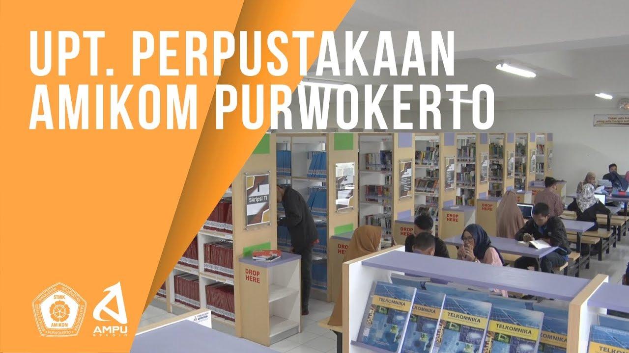 Perpustakaan Universitas Amikom Purwokerto
