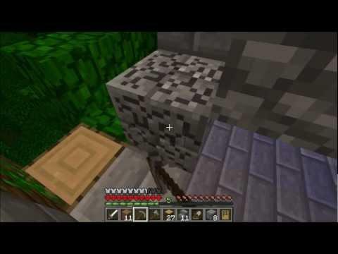 Mr Harris' Epic Minecraft Adventure : EP09: Glass Or Wood? Hmm