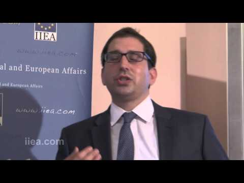 Joel Backaler - Chinese Outbound Investment in the EU - 08 Oct 2014