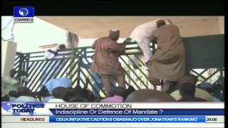 Scale Fence Again, If You Are Stopped By Police, Lai Tells Reps Part 1