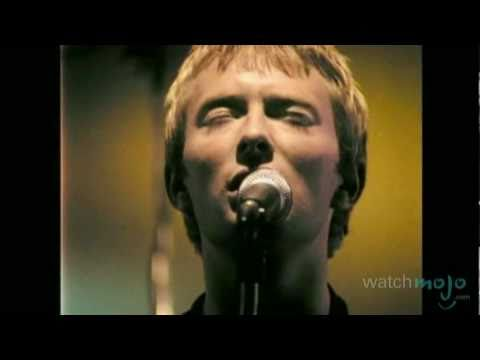 The History of Radiohead