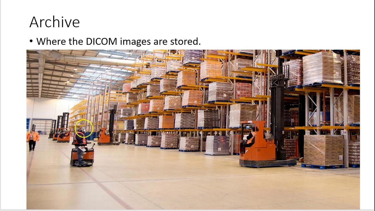 What is DICOM