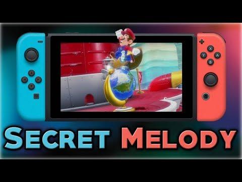 Super Mario Odyssey | Jumping on the Globe SECRET MELODY | Nintendo Switch