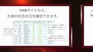 安否情報システム(安否確認システム)「ANPIC」