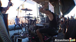 "We Came As Romans - ""The World I Used To Know"" Live in HD! at Warped Tour 2015"