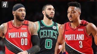Boston Celtics vs Portland Trail Blazers - Full Highlights   February 25, 2020   2019-20 NBA Season