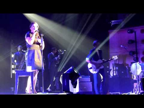 "Caro Emerald ""Black Valentine"" Live in Glasgow Royal Concert Hall 11-09-2013"