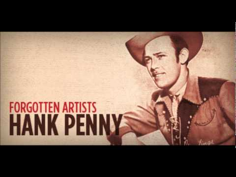 Hank Penny - When You Cry, You Cry Alone