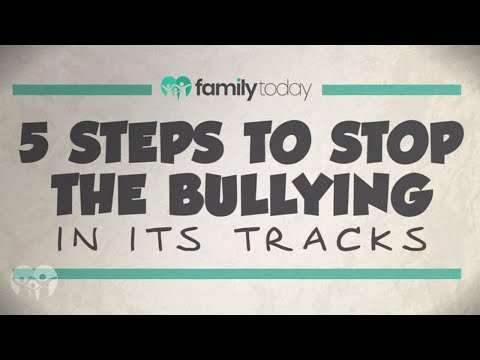 5 Steps to Stop Bullying in Its Tracks