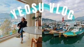 A Solo Trip to Yeosu, Korea VLOG | 여수여행