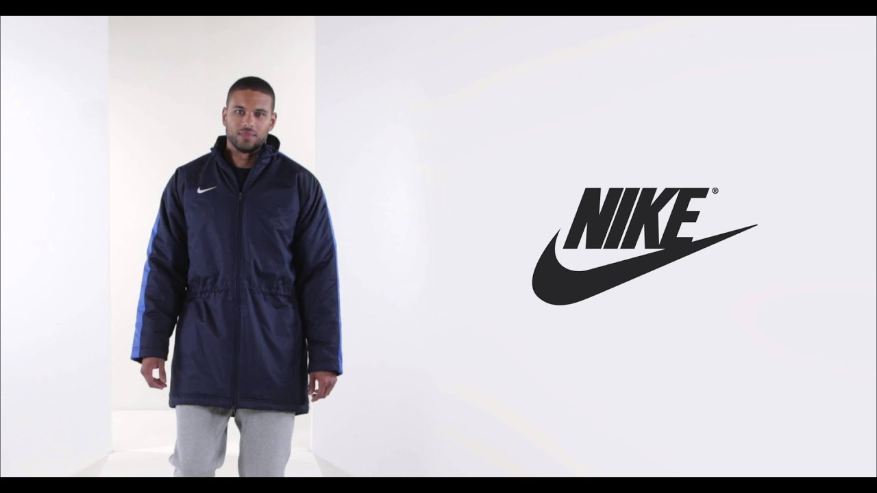 8b09be9c 24studio - Mens Nike Team Winter Jacket - YouTube