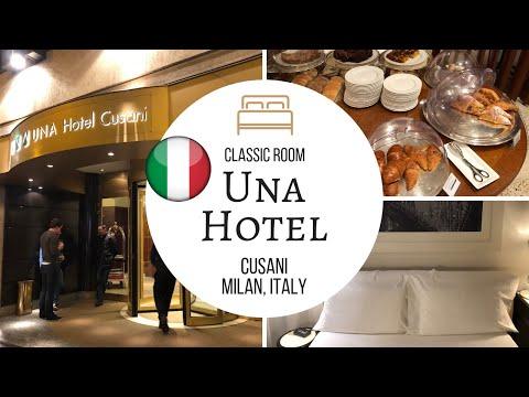 UNA Hotel Cusani MILAN Italy, CLASSIC Room