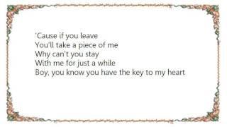 Faith Evans - Stay Interlude Lyrics