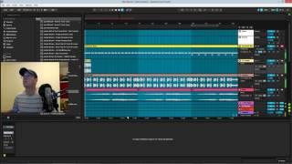 Zhu - Nightcrawler Drum and Bass remix Pt2