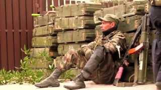 Украина.Отряды Гиви, Моторолы и Абхаза. Штурм Донецкого аэропорта. +18 03.07.2016